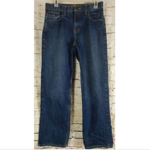 Arizona Jeans Boys Sz 18 Relaxed Fit Adj Waist